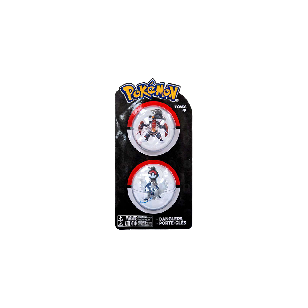 Pokemon Danglers Mega Absol & Mega Garchomp
