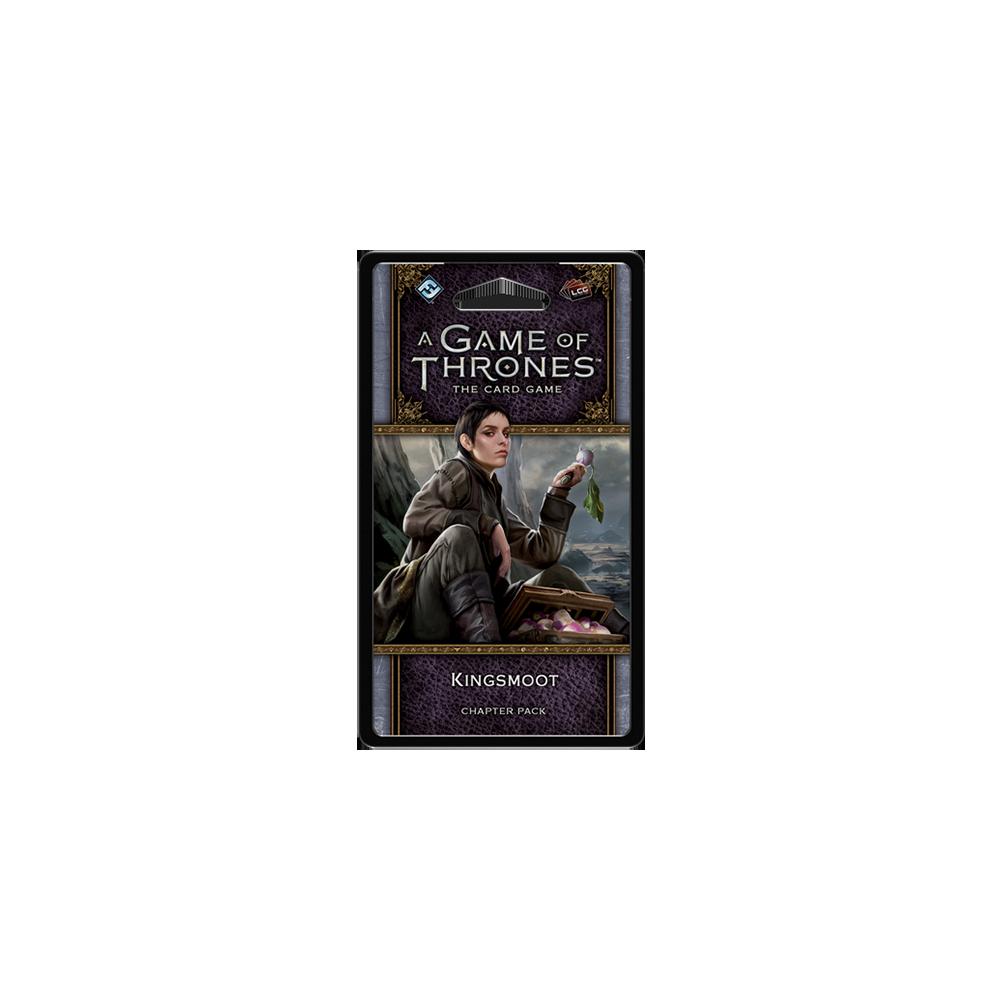 A Game of Thrones: The Card Game (editia a doua) - Kingsmoot