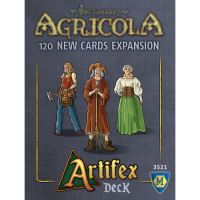 Agricola: Hobby Deck 1 - Artifex