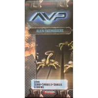 AVP: The Hunt Begins - Alien Facehuggers