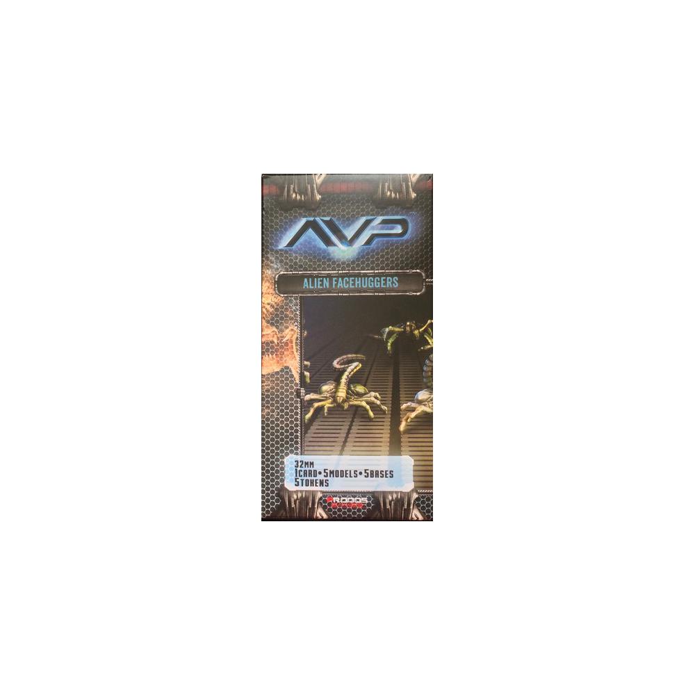 AVP: The Hunt Begins - Alien Facehuggers
