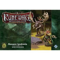 Runewars Miniatures Game - Maegan Cyndewin