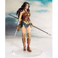Justice League Movie Wonder Woman Artfx+ Statue