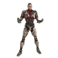 Justice League Movie Cyborg Artfx+ Statue
