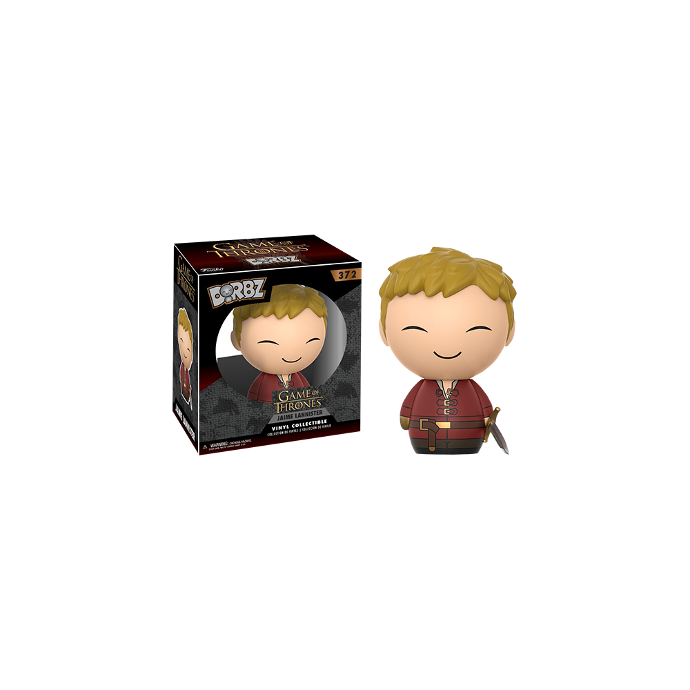 Sugar Pop Dorbz: Games Of Thrones - Jaime Lannister