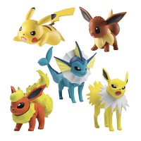 Pokemon Action Figure Multi-Pack