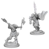 D&D Nolzur's Marvelous Unpainted Miniatures: Dragonborn Female Fighter