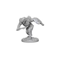 D&D Nolzur's Marvelous Unpainted Miniatures: Dragonborn Male Fighter