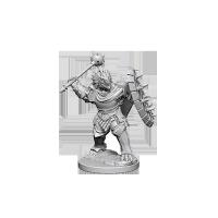D&D Nolzur's Marvelous Unpainted Miniatures: Dragonborn Male Paladin