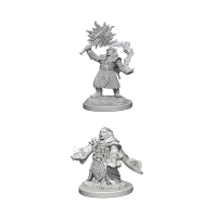D&D Nolzur's Marvelous Unpainted Miniatures: Dwarf Female Cleric