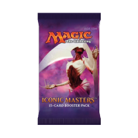 Magic: the Gathering - Iconic Masters - Booster Pack