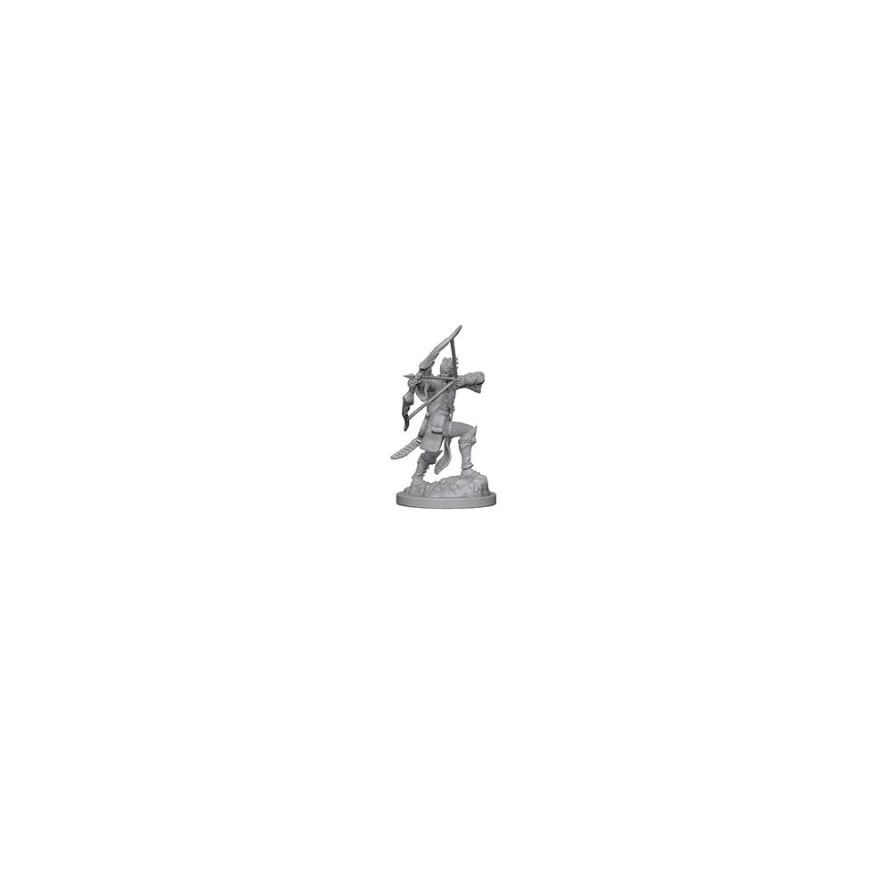 D&D Nolzur's Marvelous Unpainted Miniatures: Elf Male Bard