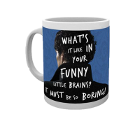 Sherlock Mug What's It Like