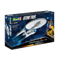 Star Trek Into Darkness Model Kit 1/500 U.S.S. Enterprise