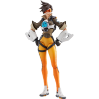 Overwatch Figma Tracer Action Figure