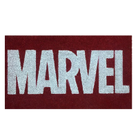 Marvel Comics Doormat Logo