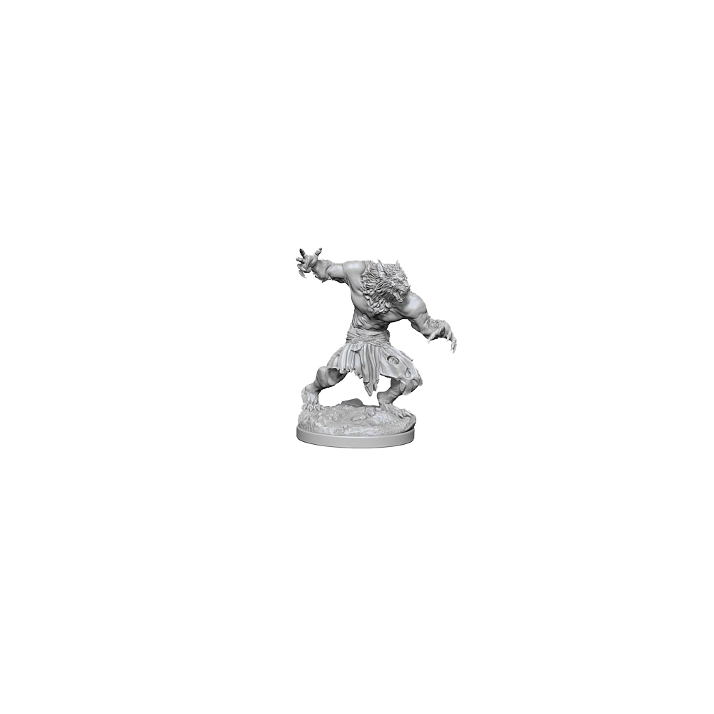 D&D Nolzur's Marvelous Unpainted Miniatures: Werewolves