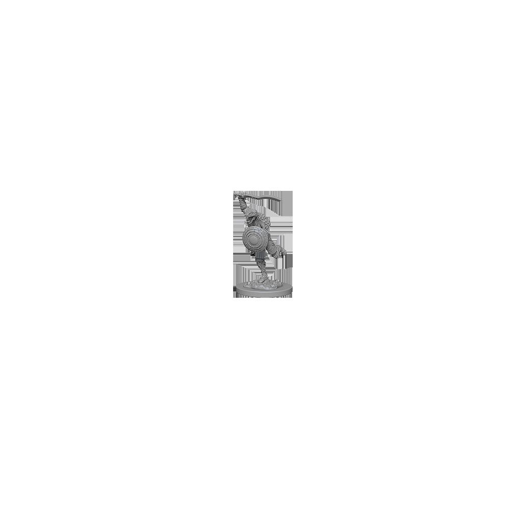 D&D Nolzur's Marvelous Unpainted Miniatures: Yuan-Ti Malisons