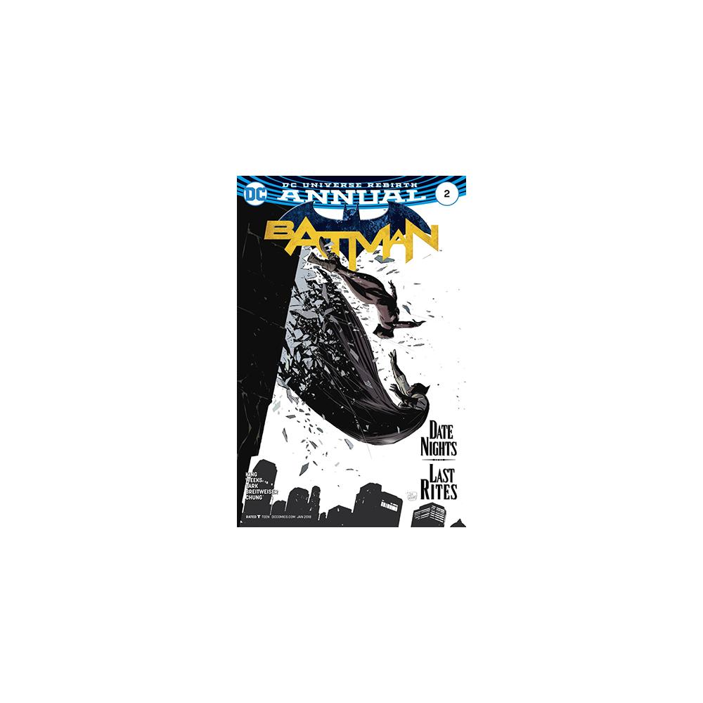 Batman Annual 2 (2017)