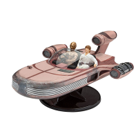 Star Wars 40th Anniversary Level 3 Model Kit Landspeeder