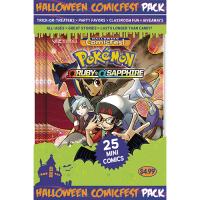 HCF 2017 Pokemon Omega Ruby Alpha Mini Comic