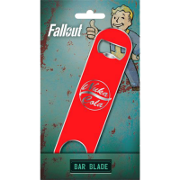 Fallout Bar Blade / Bottle Opener Nuka Cola