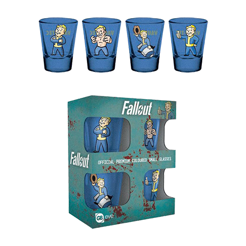 Pahare tip shot: Fallout Premium - Vault Boy