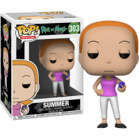 Funko Pop: Rick and Morty - Summer