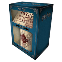 Harry Potter Gift Box Marauders Map