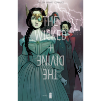 Wicked + Divine 1831 AD (one-shot)