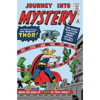 True Believers Kirby 100th The Mighty Thor 1