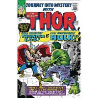 True Believers Kirby 100th Thor vs. Hulk 1