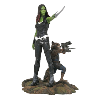 Marvel Gallery Guardians of the Galaxy 2 - Gamora & Rocket Raccoon