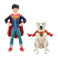 DC Comics Supersons Jonathan Kent & Krypto 2pk Artfx+