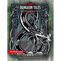 Dungeons & Dragons RPG - Dungeon Tiles Reincarnated City