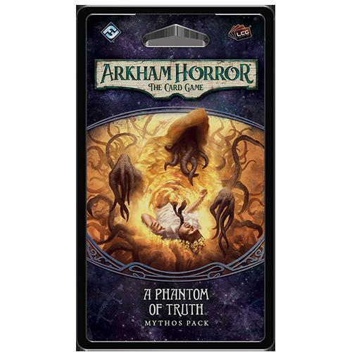 Arkham Horror: The Card Game - A Phantom of Truth Mythos Pack