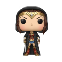 Funko Pop: DC Heroes - Wonder Woman Cloak