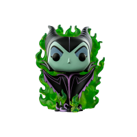 Funko Pop: Disney - Maleficent In Green Flame