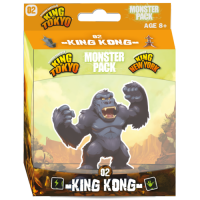 King of Tokyo: Monster Pack - King Kong