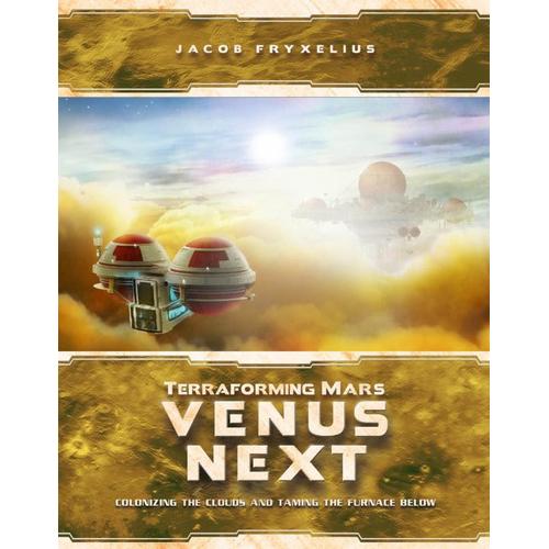 Terraforming Mars: Venus Next Expansion