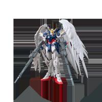 Figurină: Mobile Suit Gundam Wing Plastic Model Kit 1/144 XXXG-00W0 Wing Gundam Zero