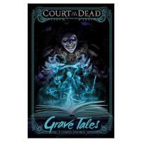 Court of Dead Grave Tales Graphic Novel