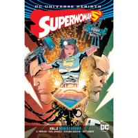 Superwoman TP Vol 02 Rediscovery (Rebirth)