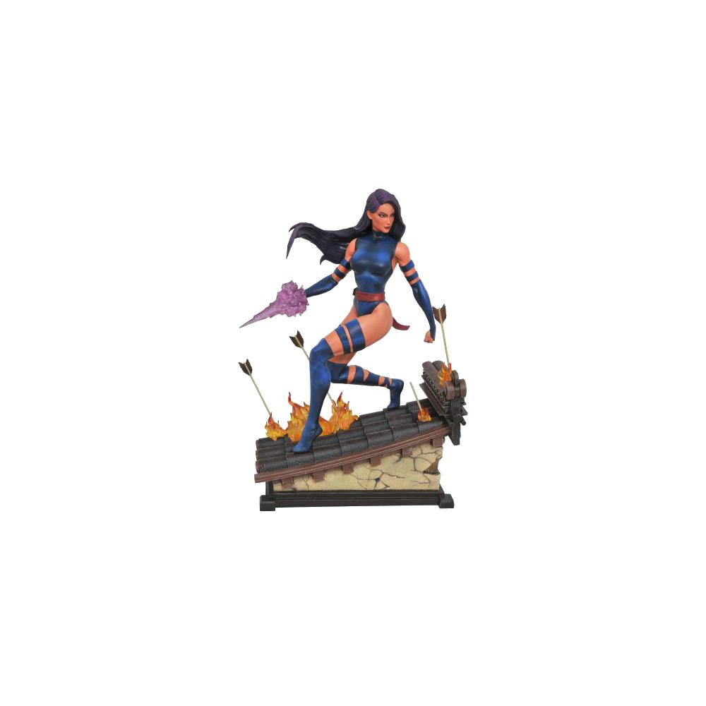 Marvel Premier Collection Psylocke Statue