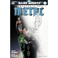 Dark Nights Metal 1 Directors Cut