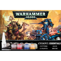 Warhammer 40.000: Citadel Essentials Set