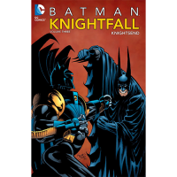 Batman Knightfall TP Vol 03 Knight Send (New Edition)