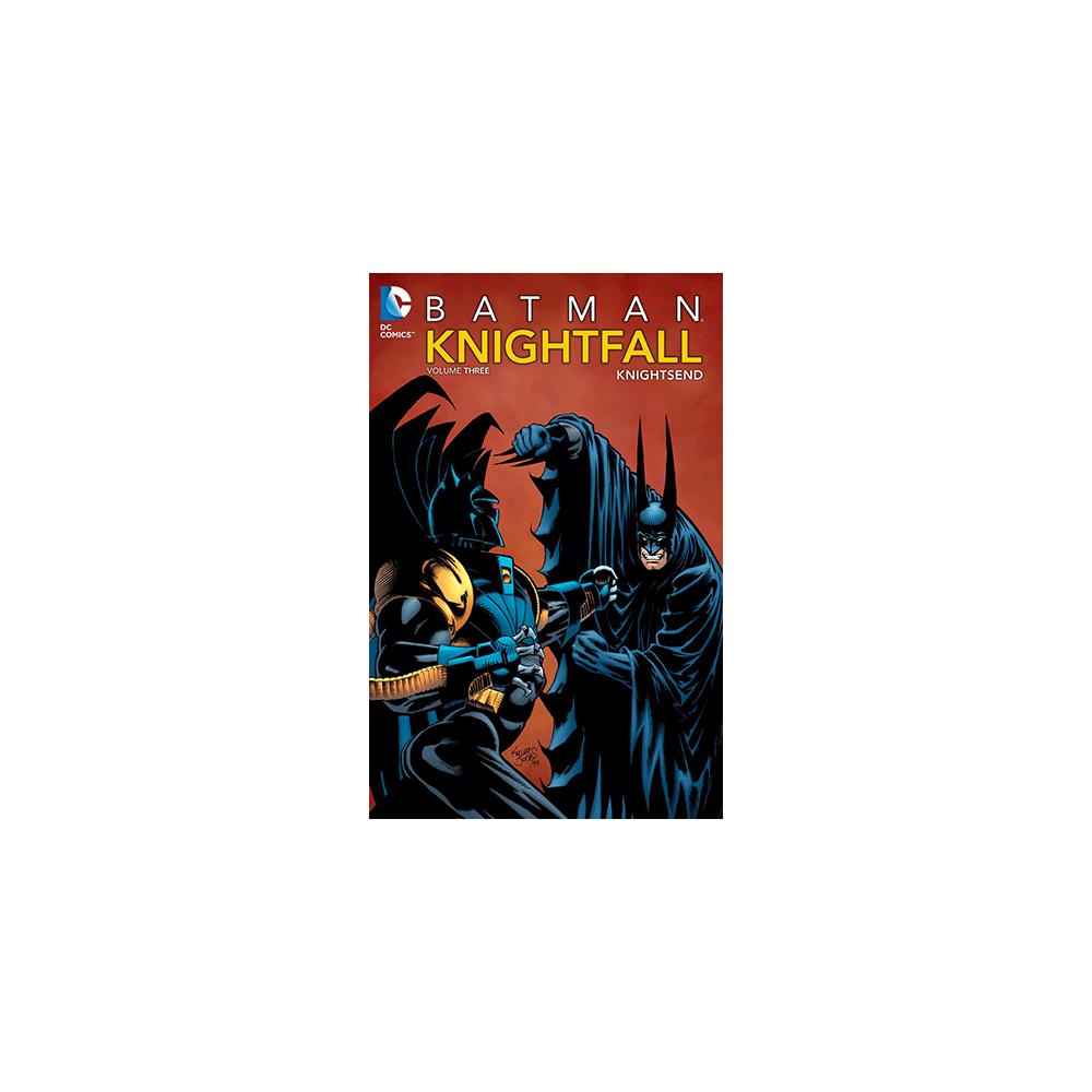 Batman Knightfall TP Vol 03 Knight Send (New Edition)