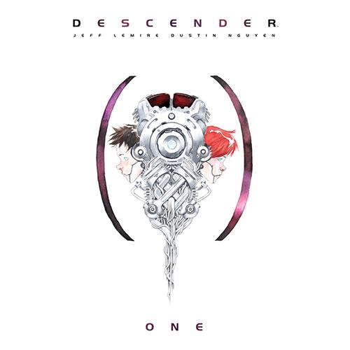 Descender Deluxe Edition HC Vol 01