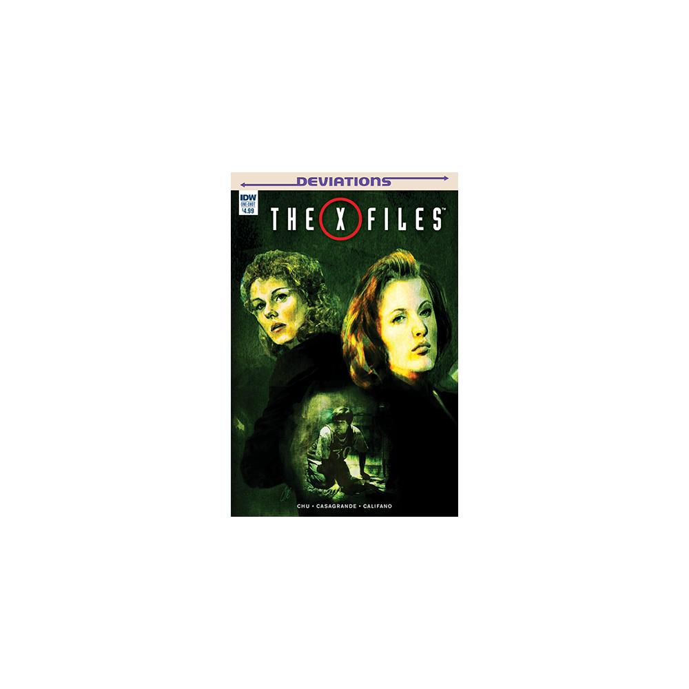 X-Files Deviations 2017